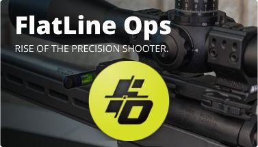 Стрелковые уровни Flatline Ops