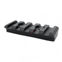 Accu-Tac KeyMod Spec  Планка пикатинни, под систему крепления KeyMod