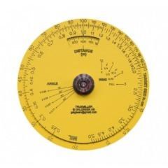 Механический баллистический калькулятор True Miller - Circular Milmaster
