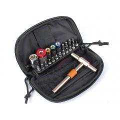 Набор динамометрический  65/45/25/15 lb  Т-образной ручкой