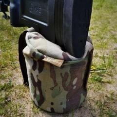 Универсальный стрелковый мешок, цилиндрический Woobie Bag